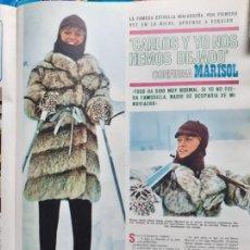 Coleccionismo de Revistas y Periódicos: PEPA FLORES MARISOL. Lote 235804665