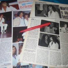 Coleccionismo de Revistas y Periódicos: RECORTE : MARISOL Y SU HECHIZO. SEMANA, AGOSTO 1980(#). Lote 235902890