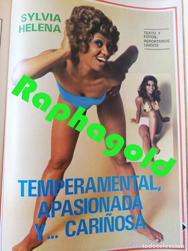 Coleccionismo de Revistas y Periódicos: Revista EL INDISCRETO SEMANAL 23 Jose Sacristan Maria Luisa San Jose Eva Leon Agata Lys Andy Warhol - Foto 9 - 235904550