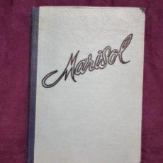 Coleccionismo de Revistas y Periódicos: COLECCIÓN DE REVISTAS MARISOL ENCUADERNADAS EN LIBRO, 1950´S. Lote 235940450