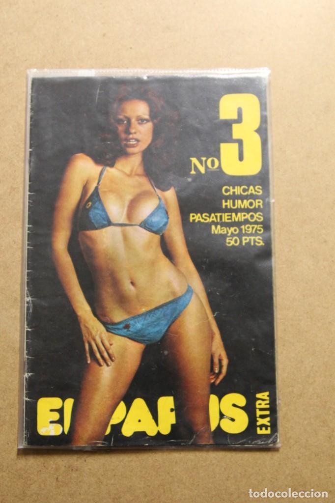 EL PAPUS Nº3 (Coleccionismo - Revistas y Periódicos Modernos (a partir de 1.940) - Otros)