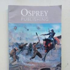 Coleccionismo de Revistas y Periódicos: OSPREY. Lote 236276475