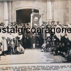 Coleccionismo de Revistas y Periódicos: LA RIERA DE GAIA TARRAGONA 1917 ORFEÓN RIERENCH FOTO REVISTA. Lote 236295930