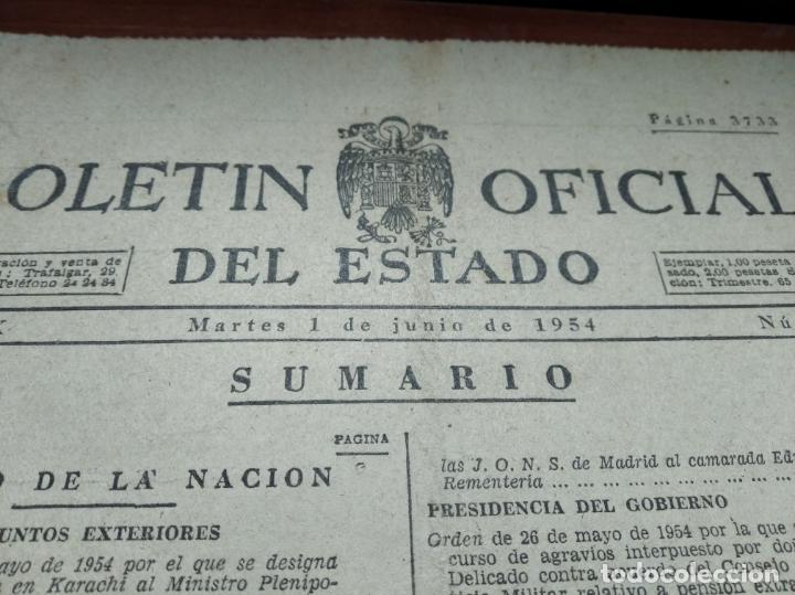 Coleccionismo de Revistas y Periódicos: BOLETIN OFICIAL DEL ESTADO - B.O.E. - Nº 339 - MARTES 5 DICIEMBRE DE 1950 - Foto 2 - 236355660