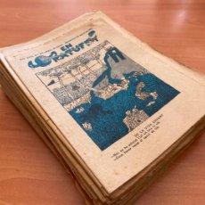 Coleccionismo de Revistas y Periódicos: EN PATUFET LOTE 32 EJEMPLARES ENTRE 1921 Y 1938 (HAB). Lote 236419125