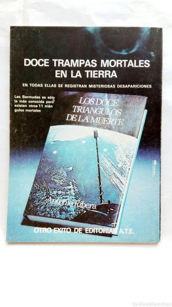 Coleccionismo de Revistas y Periódicos: Revista Mundo desconocido. Número 9. - Foto 2 - 236626430