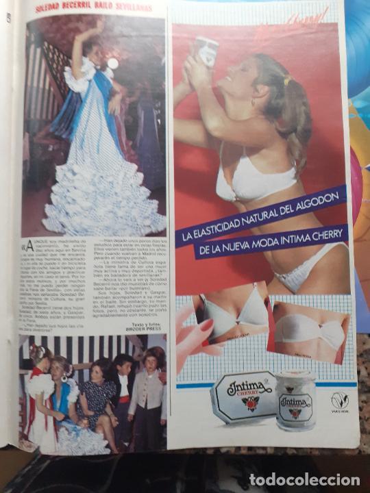 ANUNCIO LENCERIA INTIMA CHERRY (Coleccionismo - Revistas y Periódicos Modernos (a partir de 1.940) - Otros)