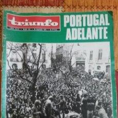 Coleccionismo de Revistas y Periódicos: REVISTA TRIUNFO. Lote 236929820
