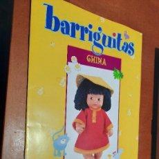 Coleccionismo de Revistas y Periódicos: BARRIGUITAS CHINA. CUADERNILLO QUE ACOMPAÑA A ESTA MUÑECA. SALVAT. GRAPA. BUEN ESTADO. Lote 237011395