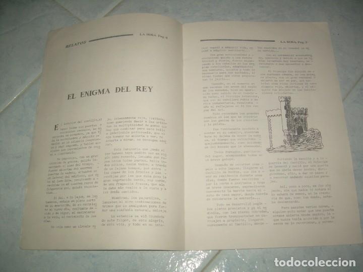 Coleccionismo de Revistas y Periódicos: FANZINE REVISTA LA ROSA Nº 27, CRECIMIENTO INTERIOR Y SALUD, CÁCERES 1994 - Foto 2 - 237020675