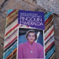 Coleccionismo de Revistas y Periódicos: PINGOUIN ESMERALDA. Lote 237022310