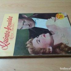 Coleccionismo de Revistas y Periódicos: QUINTA AVENIDAD, REVISTA FEMENINA / TOMO II, 1952 - FOTONOVELA / HOGAR LABORES MUJER MODA / AC302. Lote 237130235