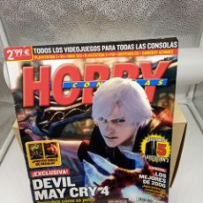 Coleccionismo de Revistas y Periódicos: HOBBYCONSOLAS 187 REVISTA DE VIDEOJUEGOS. Lote 237204360