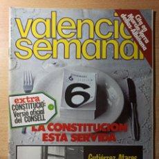 Coleccionismo de Revistas y Periódicos: REVISTA POLÍTICA HUMOR VALENCIA SEMANAL NÚMERO 49. DICIEMBRE 1978. Lote 237204800