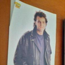 Coleccionismo de Revistas y Periódicos: DAVID SUMMERS. POSTER. SUPER POP. EXTRAIDO DE REVISTA. BUEN ESTADO. DIFICIL. Lote 237301050