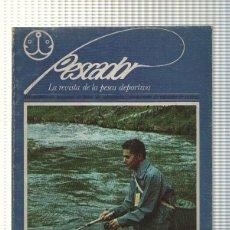Coleccionismo de Revistas y Periódicos: REVISTA PESCADOR: NUM 02, 1971. III CAMPEONATO NACIONAL DE PESCA DE SALMONIDOS, CAMPEONATO DE CA.... Lote 237308425