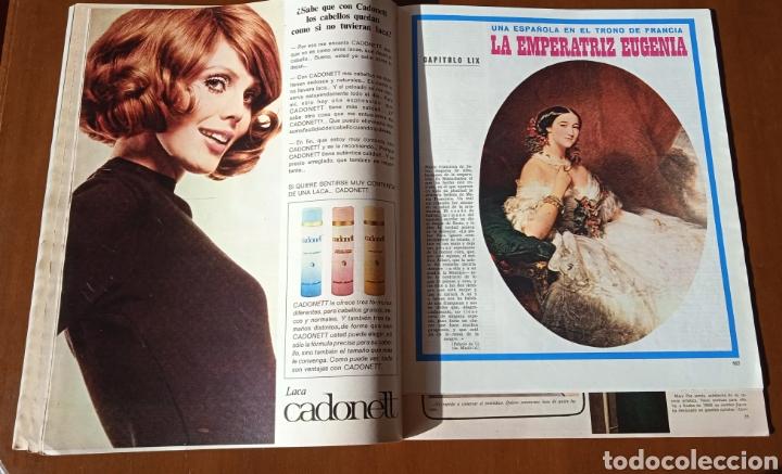 Coleccionismo de Revistas y Periódicos: Revista Semana 1971. N° 1625. Eurovisión KARINA. Capitulo LIX La emperatriz Eugenia. - Foto 2 - 237645340