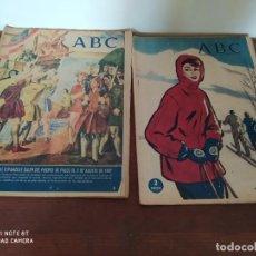 Coleccionismo de Revistas y Periódicos: REVISTA ABC 2 PESETAS. Lote 237695880