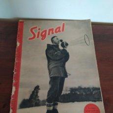 Coleccionismo de Revistas y Periódicos: REVISTA SIGNAL N3. Lote 237696180