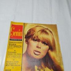 Coleccionismo de Revistas y Periódicos: FOTO ROMANCE SONIA Nº 8 22-4-1966. Lote 238112640