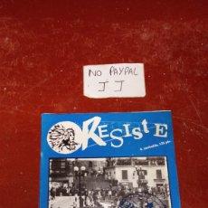 Coleccionismo de Revistas y Periódicos: REVISTA FANCINE EUTSI RESISTE PRISIONES VASCAS PRESOS VASCOS IZQUIERDA ABERTZALE NÚMERO 6 EUSKERA. Lote 238524205