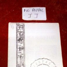Coleccionismo de Revistas y Periódicos: REVISTA FANCINE COLECTIVO LIBRE PENSADORES VITORIA CLIP AÑO 1986 FIESTAS DOSSIER GASTEIZ. Lote 238525670