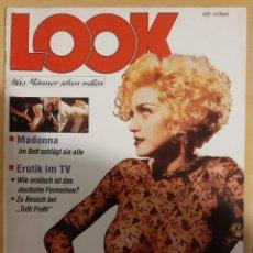 Coleccionismo de Revistas y Periódicos: MADONNA REVISTA RARISIMA!!!. Lote 238564460