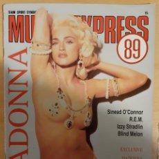 Coleccionismo de Revistas y Periódicos: MADONNA REVISTA RARISIMA!!!THAILANDIA. Lote 238564685