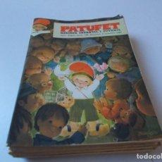 Coleccionismo de Revistas y Periódicos: PATUFET 36 NÚMEROS. Lote 238746085