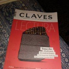 Coleccionismo de Revistas y Periódicos: CLAVES 259 2018. Lote 239727930