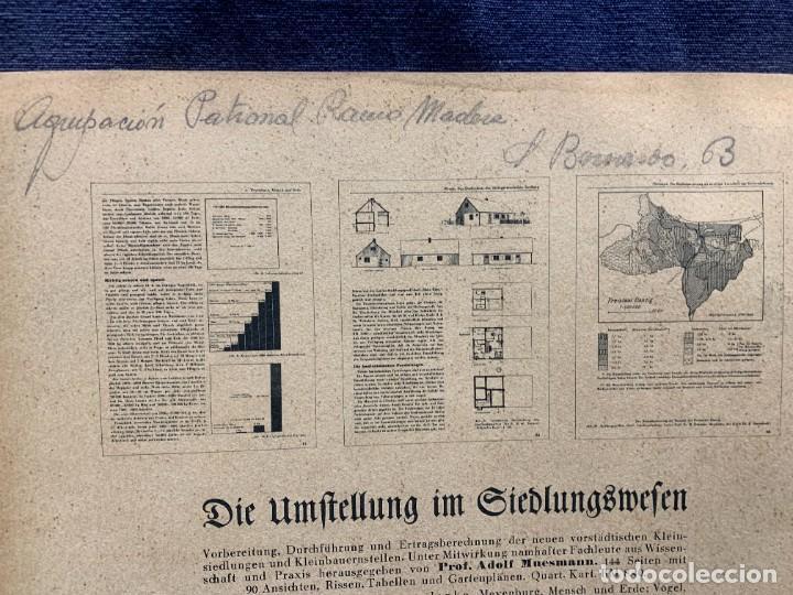 Coleccionismo de Revistas y Periódicos: MODERNE BAUFORMEN ARTE ESPACIAL ARQUITECTURA REVISTA AÑO XXXIII NUMERO 11 1934 JULIUS HOFFMANN 30X24 - Foto 3 - 239822970