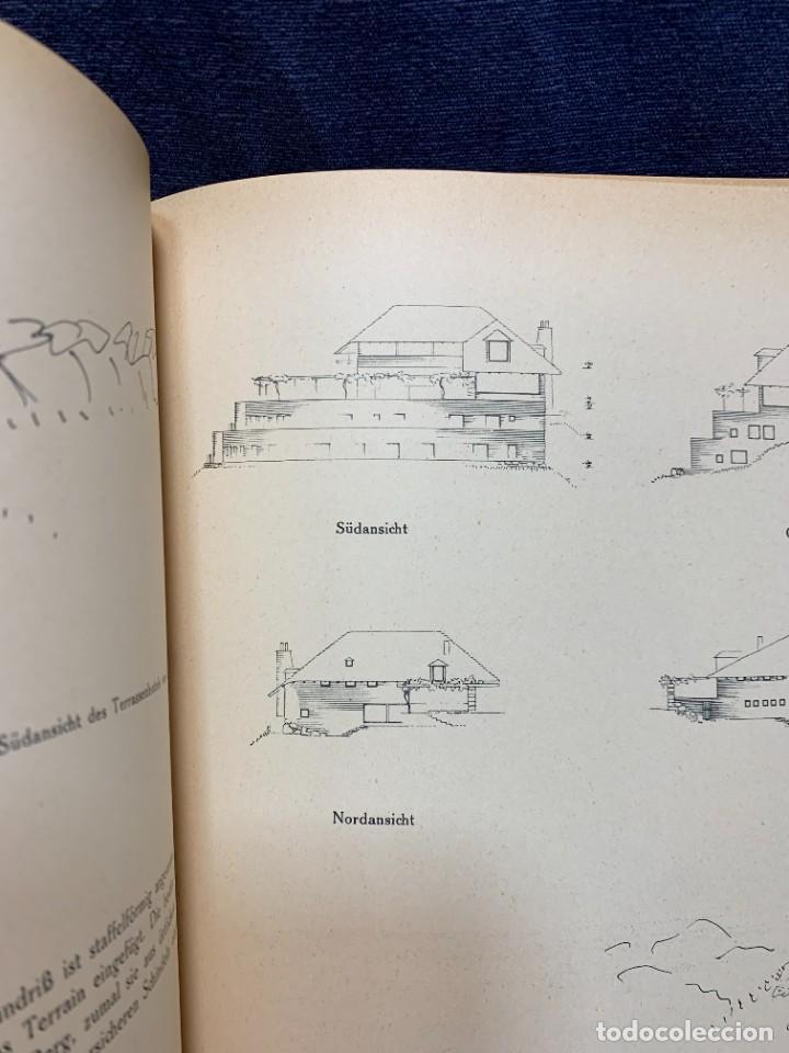 Coleccionismo de Revistas y Periódicos: MODERNE BAUFORMEN ARTE ESPACIAL ARQUITECTURA REVISTA AÑO XXXIII NUMERO 5 1935 JULIUS HOFFMANN 30X24C - Foto 3 - 239823230