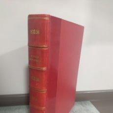 Coleccionismo de Revistas y Periódicos: REVISTA MUNDO HISPANICO AÑO 1953 , TOMO ENCUADERNADO 11 EJEMPLARES , FOTOS Y ARTICULOS. Lote 239929380