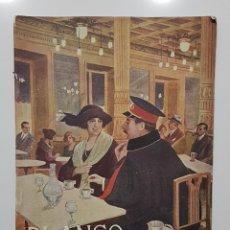 Coleccionismo de Revistas y Periódicos: REVISTA BLANCO Y NEGRO 1591 15 NOVIEMBRE 1921. AGUADOR MALAGUEÑO, CAMPAÑA DE MELILLA,TEATRO LARA. Lote 240465280