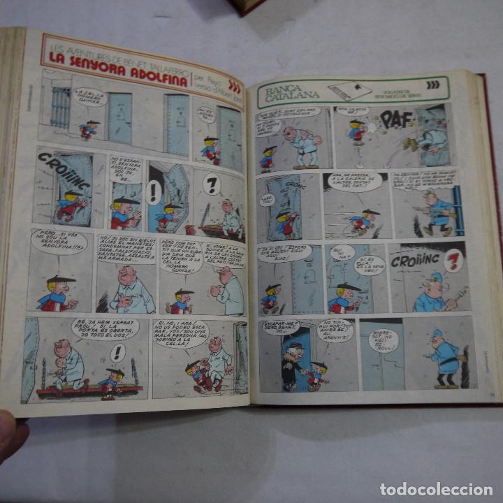Coleccionismo de Revistas y Periódicos: LOTE 3 TOMOS DE CAVALL FORT CON UN TOTAL DE 76 EJEMPLARES DE 1973 A 1976 - LEER DESCRIPCION - Foto 12 - 240467470