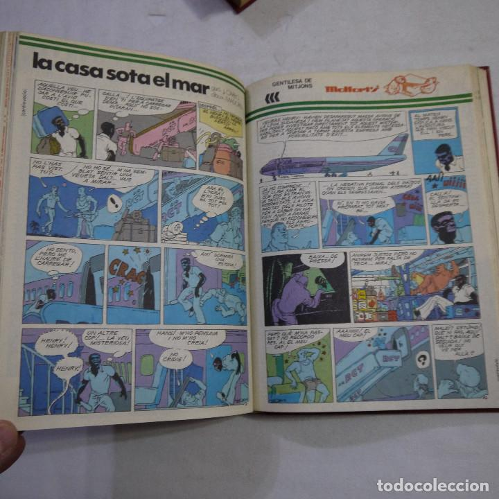 Coleccionismo de Revistas y Periódicos: LOTE 3 TOMOS DE CAVALL FORT CON UN TOTAL DE 76 EJEMPLARES DE 1973 A 1976 - LEER DESCRIPCION - Foto 13 - 240467470