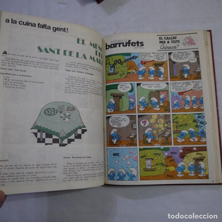 Coleccionismo de Revistas y Periódicos: LOTE 3 TOMOS DE CAVALL FORT CON UN TOTAL DE 76 EJEMPLARES DE 1973 A 1976 - LEER DESCRIPCION - Foto 14 - 240467470