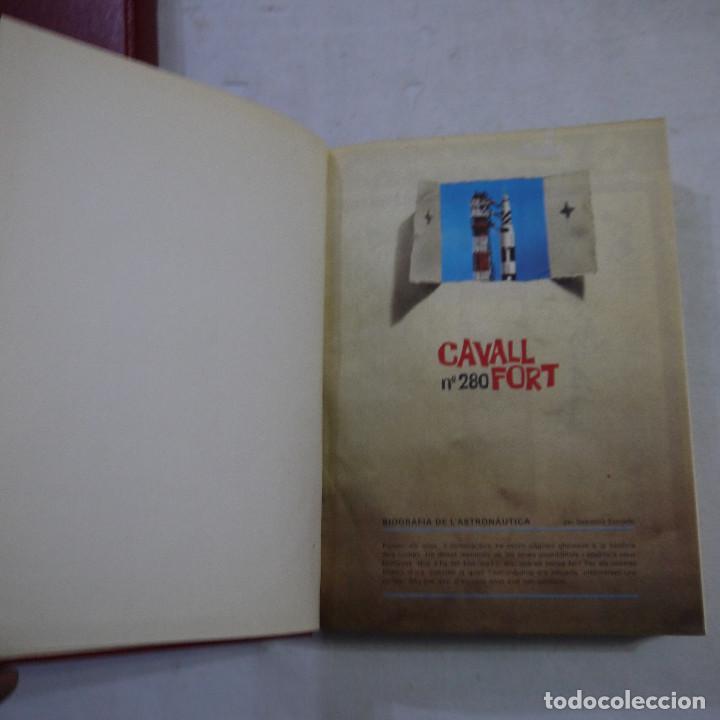 Coleccionismo de Revistas y Periódicos: LOTE 3 TOMOS DE CAVALL FORT CON UN TOTAL DE 76 EJEMPLARES DE 1973 A 1976 - LEER DESCRIPCION - Foto 19 - 240467470