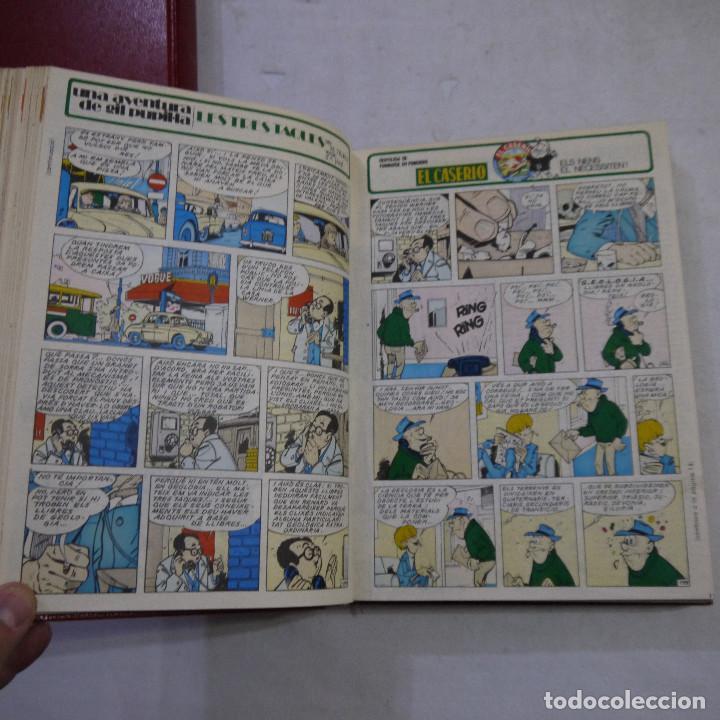 Coleccionismo de Revistas y Periódicos: LOTE 3 TOMOS DE CAVALL FORT CON UN TOTAL DE 76 EJEMPLARES DE 1973 A 1976 - LEER DESCRIPCION - Foto 22 - 240467470