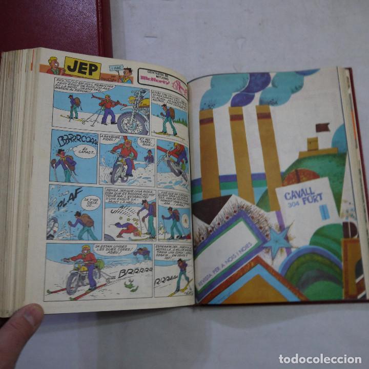 Coleccionismo de Revistas y Periódicos: LOTE 3 TOMOS DE CAVALL FORT CON UN TOTAL DE 76 EJEMPLARES DE 1973 A 1976 - LEER DESCRIPCION - Foto 29 - 240467470