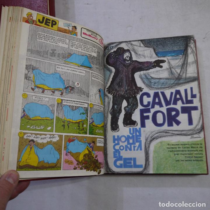 Coleccionismo de Revistas y Periódicos: LOTE 3 TOMOS DE CAVALL FORT CON UN TOTAL DE 76 EJEMPLARES DE 1973 A 1976 - LEER DESCRIPCION - Foto 33 - 240467470