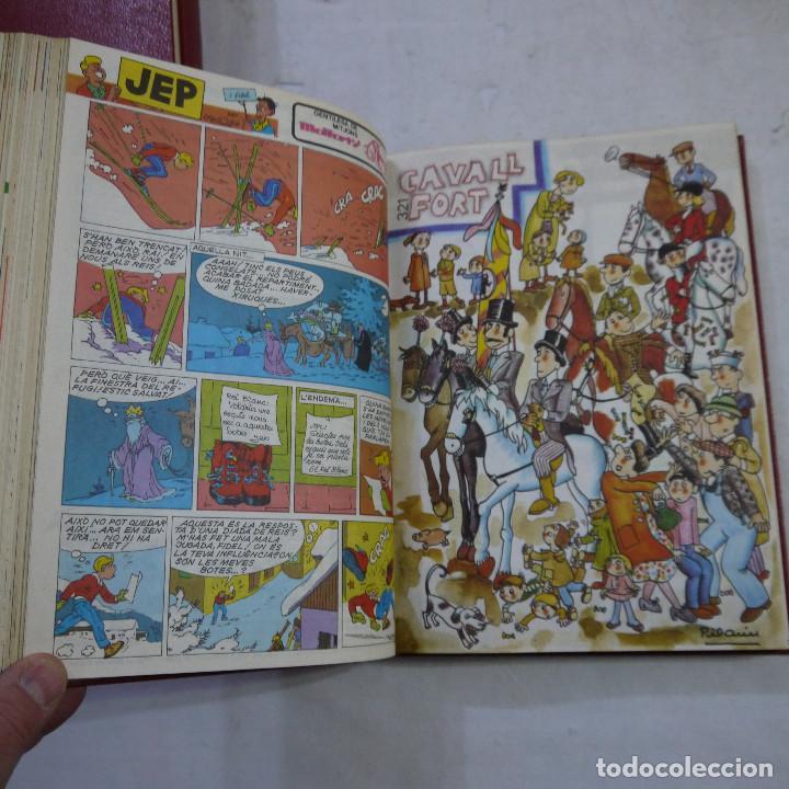 Coleccionismo de Revistas y Periódicos: LOTE 3 TOMOS DE CAVALL FORT CON UN TOTAL DE 76 EJEMPLARES DE 1973 A 1976 - LEER DESCRIPCION - Foto 34 - 240467470