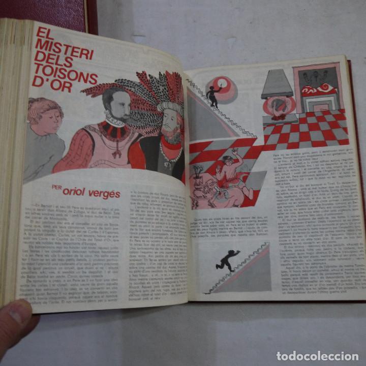 Coleccionismo de Revistas y Periódicos: LOTE 3 TOMOS DE CAVALL FORT CON UN TOTAL DE 76 EJEMPLARES DE 1973 A 1976 - LEER DESCRIPCION - Foto 35 - 240467470