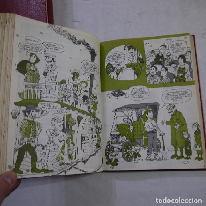 Coleccionismo de Revistas y Periódicos: LOTE 3 TOMOS DE CAVALL FORT CON UN TOTAL DE 76 EJEMPLARES DE 1973 A 1976 - LEER DESCRIPCION - Foto 36 - 240467470