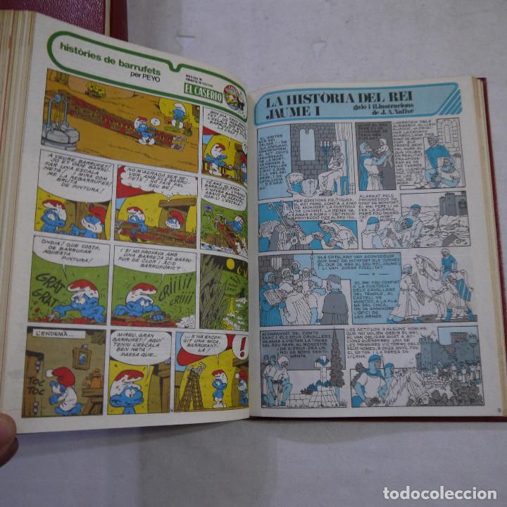 Coleccionismo de Revistas y Periódicos: LOTE 3 TOMOS DE CAVALL FORT CON UN TOTAL DE 76 EJEMPLARES DE 1973 A 1976 - LEER DESCRIPCION - Foto 39 - 240467470