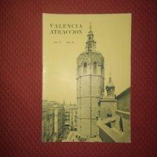 Coleccionismo de Revistas y Periódicos: VALENCIA ATRACCION 30 AÑO IV FEBRERO 1929. Lote 164851006