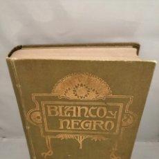 Coleccionismo de Revistas y Periódicos: BLANCO Y NEGRO. REVISTA ILUSTRADA SEMANAL, TOMO XXXIX: SEPTIEMBRE/OCTUBRE/NOVIEMBRE/DICIEMBRE 1919. Lote 240609545