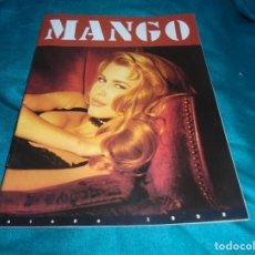 Coleccionismo de Revistas y Periódicos: CATALOGO MANGO OTOÑO 1992. BUEN ESTADO. CON POSTAL.. Lote 240823120