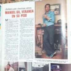 Coleccionismo de Revistas y Periódicos: MANUEL GIL. Lote 288601303