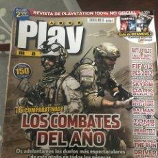 Colecionismo de Revistas e Jornais: REVISTA PLAYMANIA PLAYSTATION NÚMERO 151. Lote 241165855